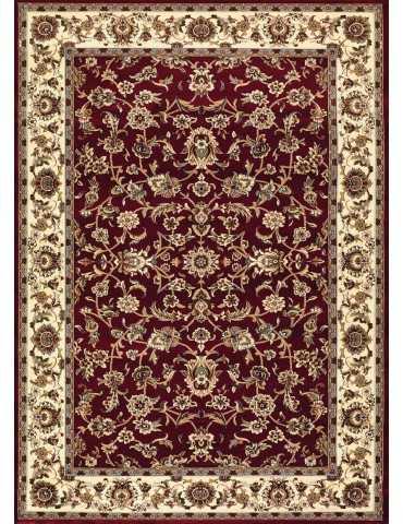 Pianta del tappeto orientale