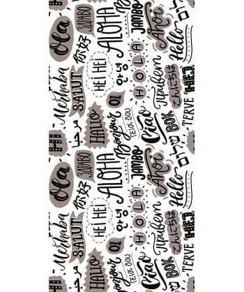 Tappeto digitale in vinile POP